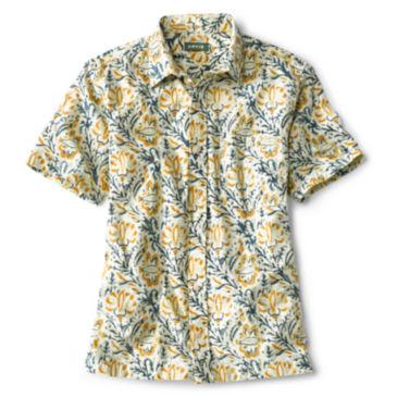 Kalamkari Block Print Shirt -