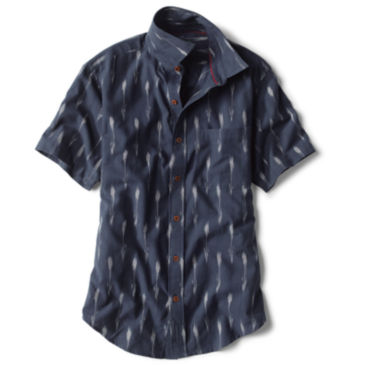 Ikat Arrow Short-Sleeved Shirt -
