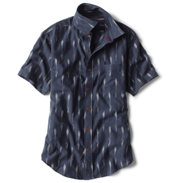Ikat Arrow Short-Sleeved Shirt -  image number 0
