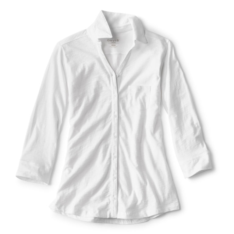 1856 Organic Cotton Camp Shirt -  image number 0
