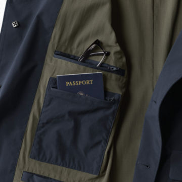 Orvis Performance Sport Coat - NAVY image number 5
