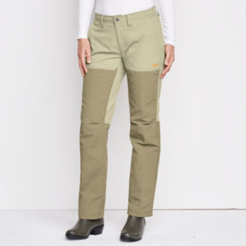 Women's PRO LT Hunting Pants - SAND/DARK KHAKI image number 1