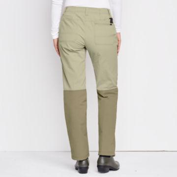 Women's PRO LT Hunting Pants - SAND/DARK KHAKI image number 3