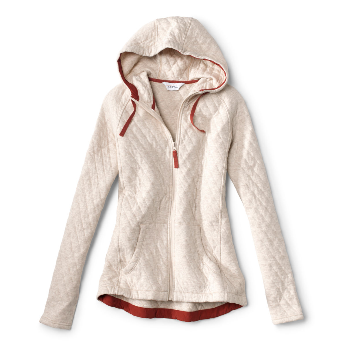 Quilted Outdoor Hoodie - image number 0