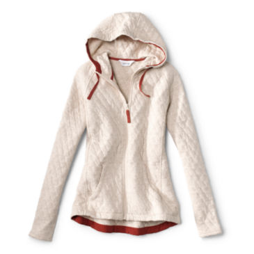 Quilted Outdoor Hoodie -