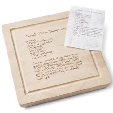 Bespoke Cutting Board -