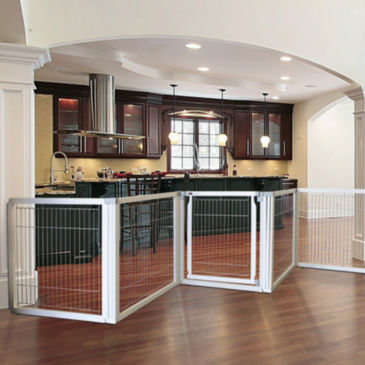 6-Panel Gate/Crate Combo -
