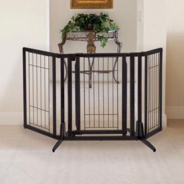 Premium Plus Freestanding Gate -