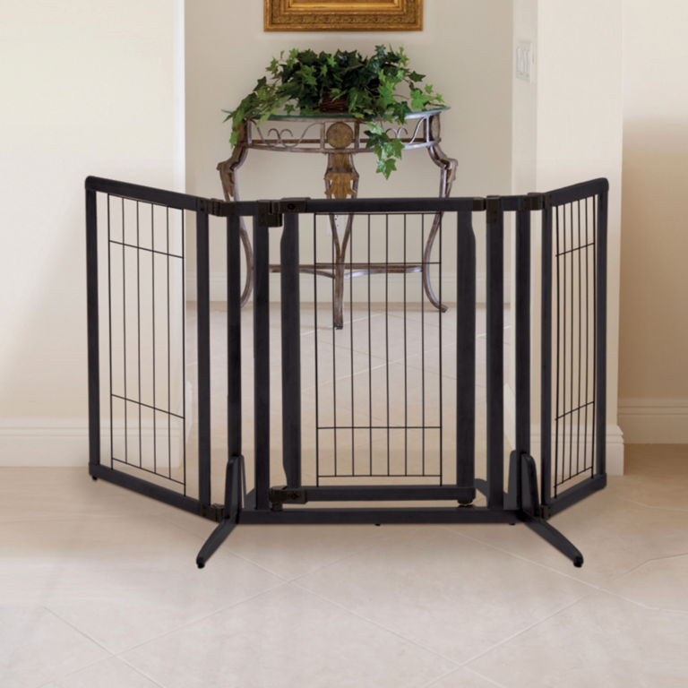 Premium Plus Freestanding Gate -  image number 0