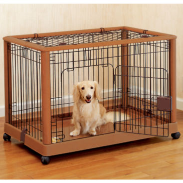 Mobile Pet Pen -