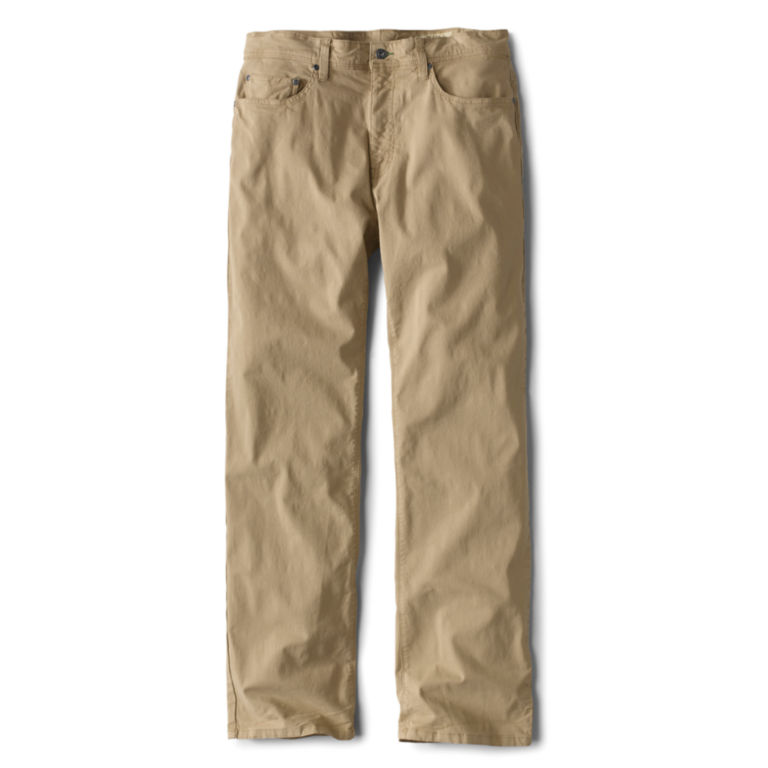 5-Pocket Stretch Twill Pants -  image number 0