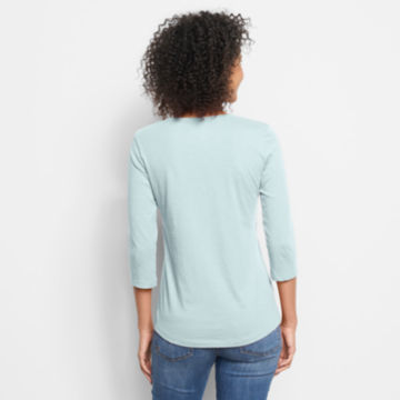 1856 Organic Cotton Three-Quarter-Sleeved Tee -  image number 2