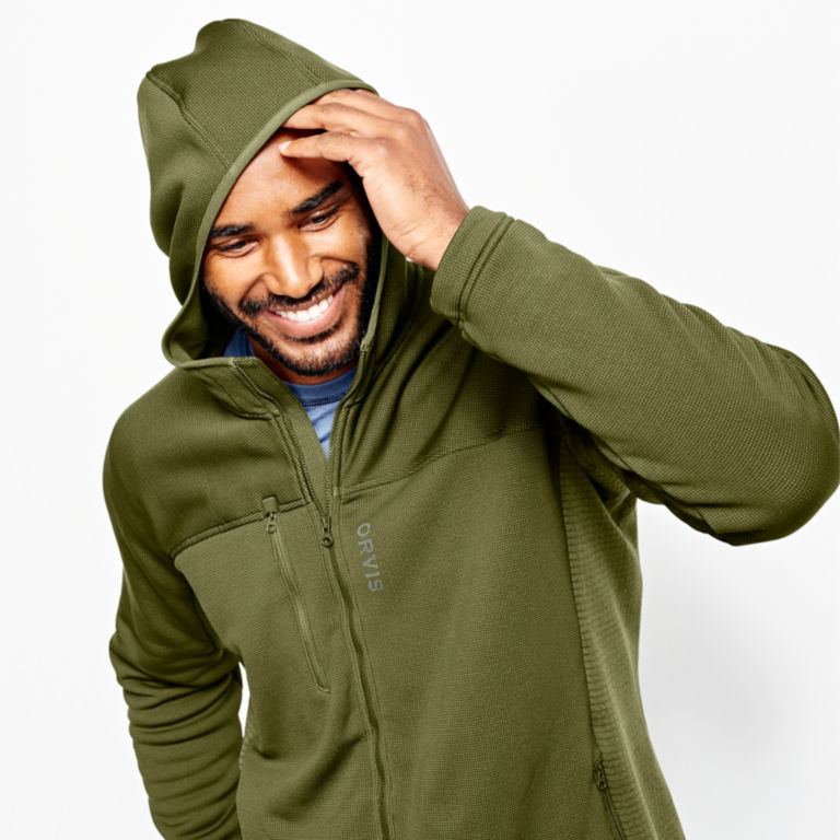 Men's PRO Fleece Hoodie -  image number 4