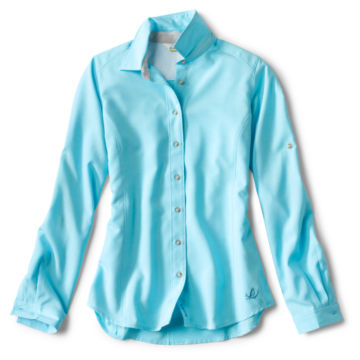 Outsmart®  Tech Chambray Shirt -  image number 3
