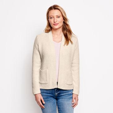 Natural Wonders Boyfriend Cardigan Sweater -