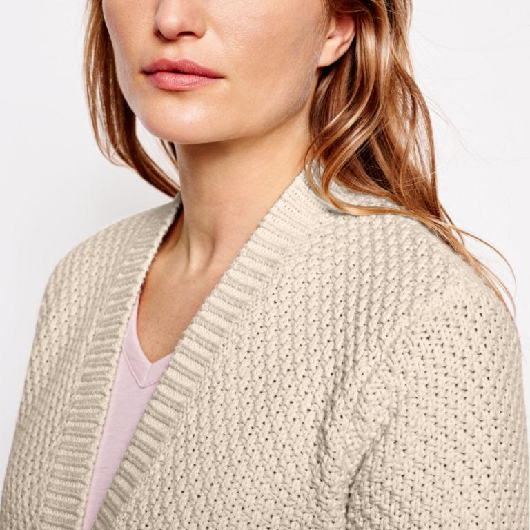 Natural Wonders Boyfriend Cardigan Sweater -  image number 3