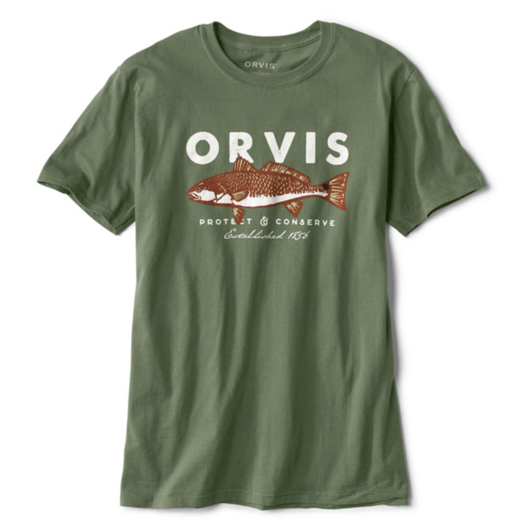 Saltwater Slam Redfish T-Shirt -  image number 0