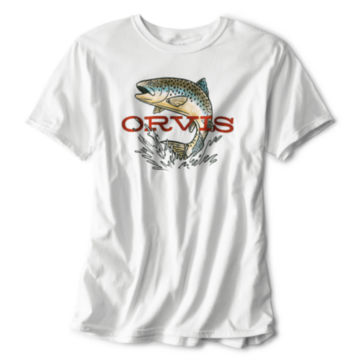 Early Rise Trout T-Shirt - image number 0