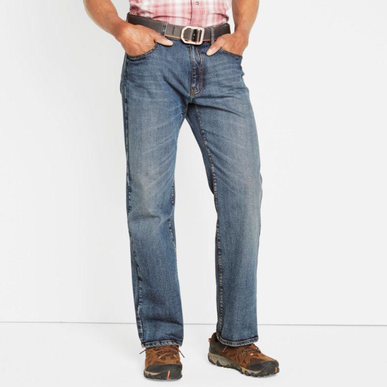 1856 Stretch Denim Jeans -  image number 1