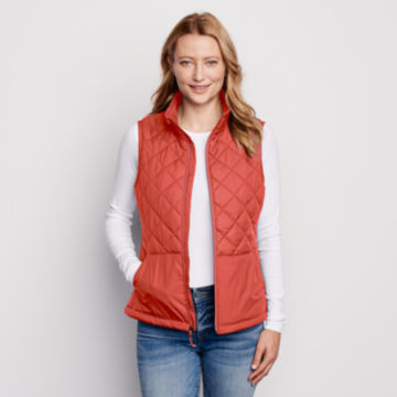 Recycled Puff Vest -  image number 0
