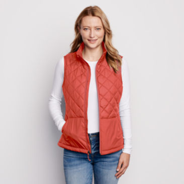 Recycled Puff Vest -