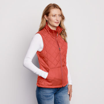 Recycled Puff Vest -  image number 1