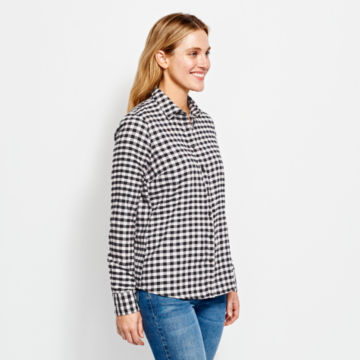 Women's Tech Check Flannel Shirt -  image number 1