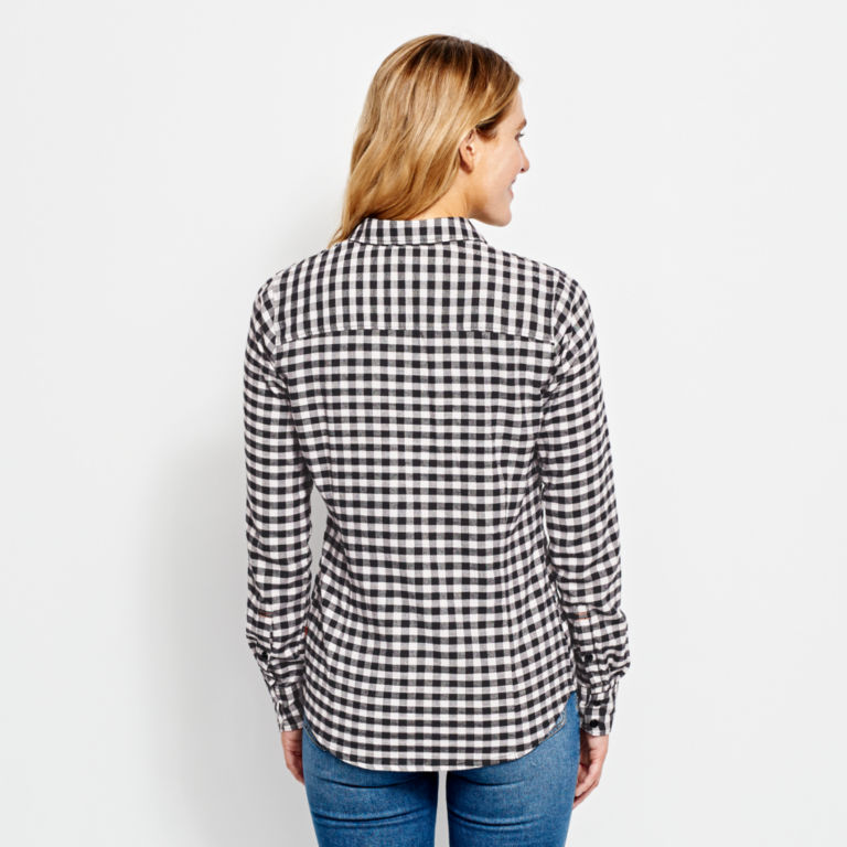 Women's Tech Check Flannel Shirt -  image number 2