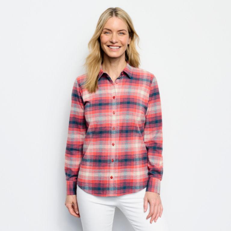 Women's Tech Flannel Shirt -  image number 1
