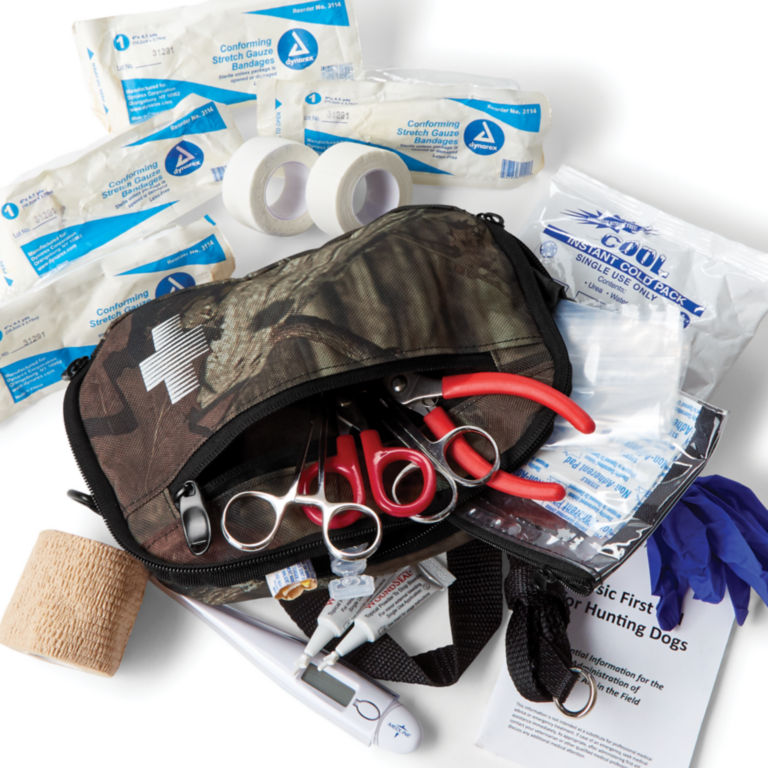 Dog First Aid Kit -  image number 1