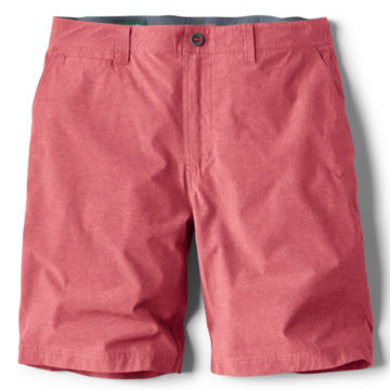 Escape Shorts - RUBY RED image number 0