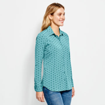 Printed Pack-And-Go Long-Sleeved Shirt -  image number 1