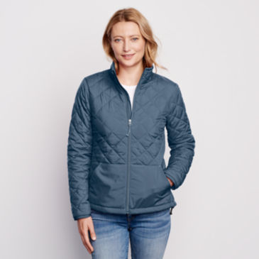 Recycled Puff Jacket -