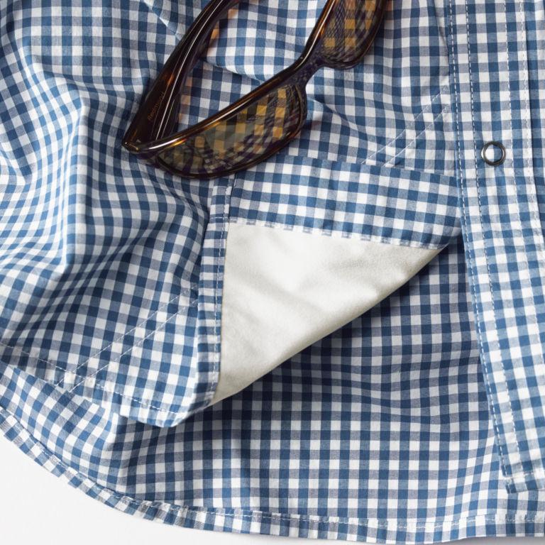Stillwater Gingham Short-Sleeved Shirt -  image number 1
