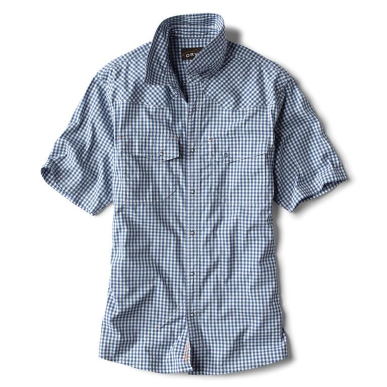 Stillwater Gingham Short-Sleeved Shirt -  image number 0