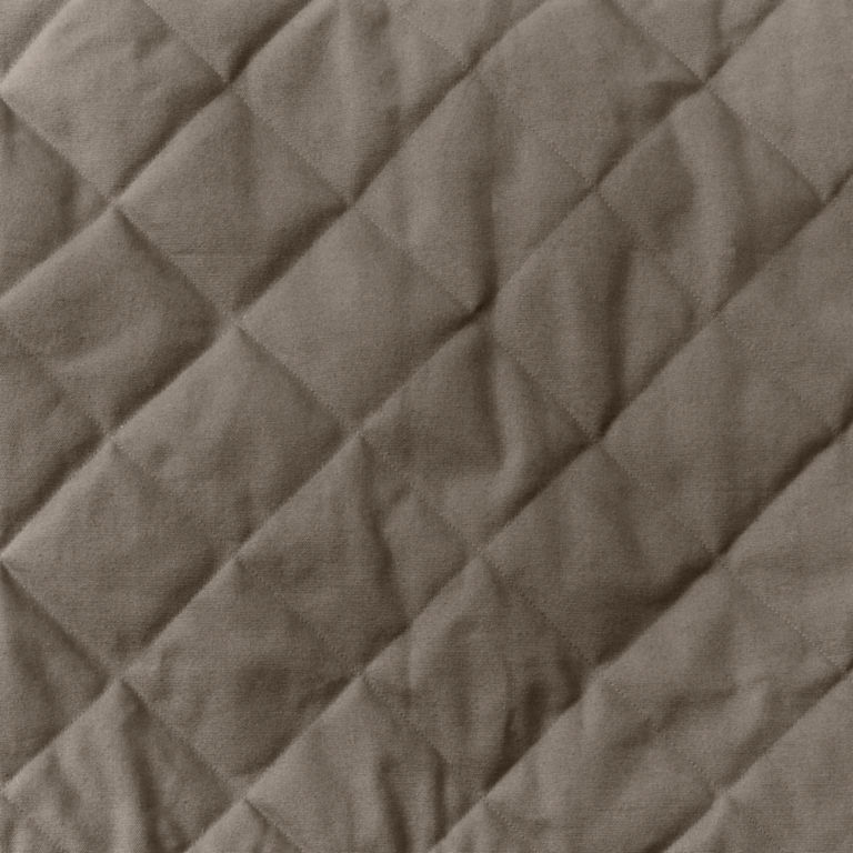 Earth-Friendly Bolster Dog Bed - KHAKI image number 1