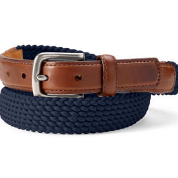 Braided Stretch Cord Belt -  image number 0