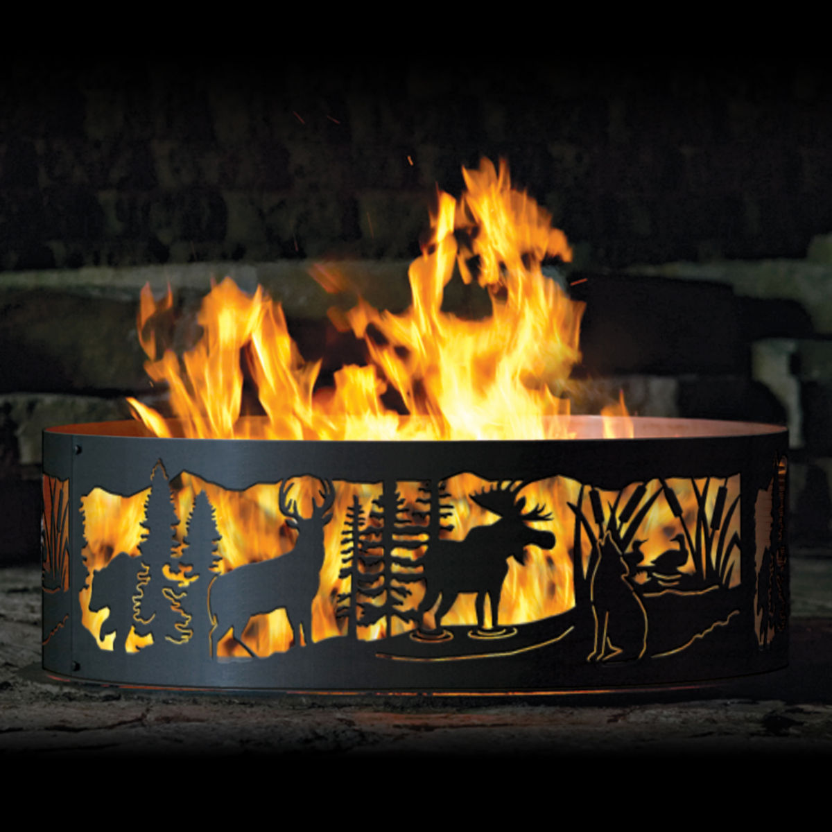 Orvis Fire Ring - image number 0