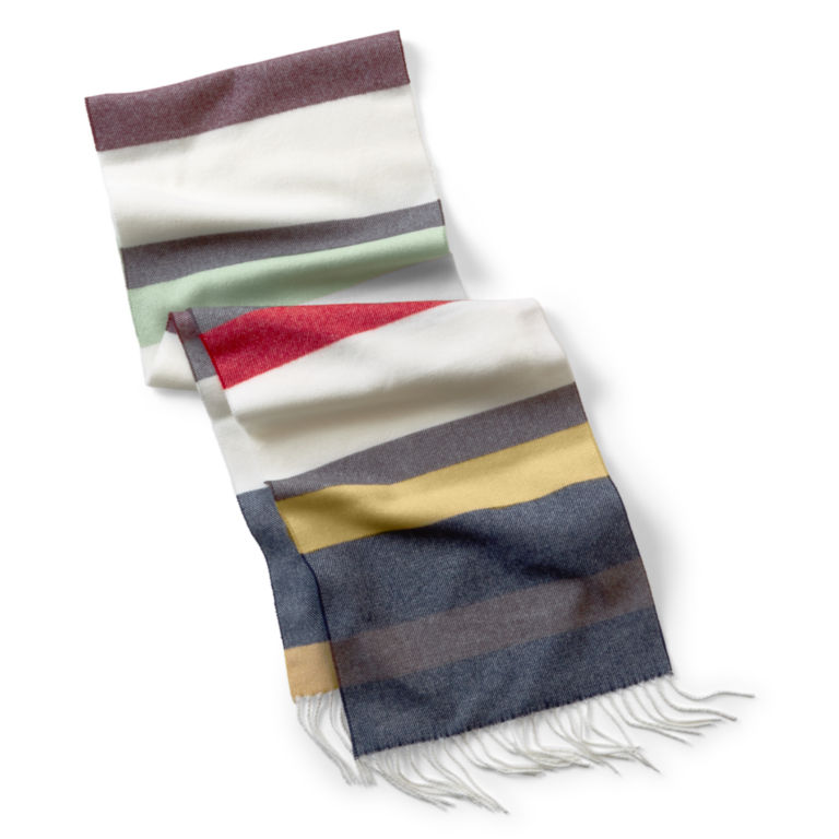 Classic Striped Scarf -  image number 0