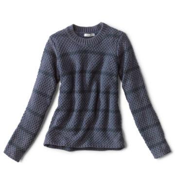 Natural Wonders Striped Crewneck Sweater -  image number 4