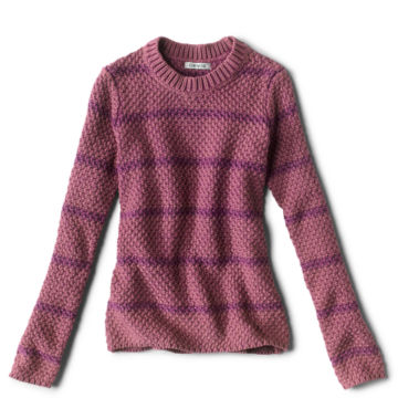 Natural Wonders Striped Crewneck Sweater -  image number 0