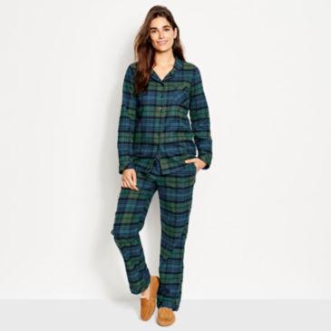 Fireside Flannel PJ Set -