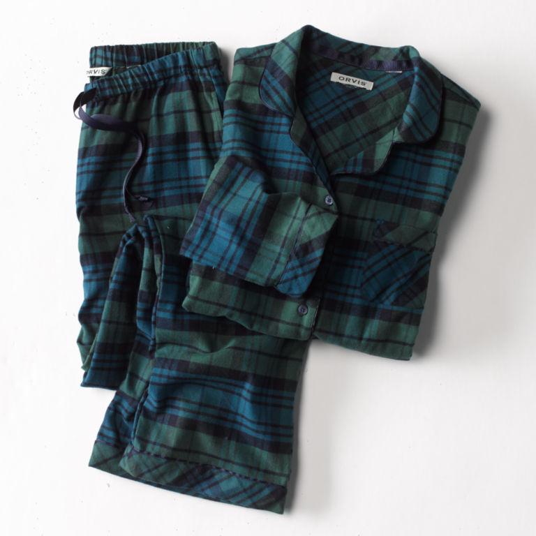 Fireside Flannel PJ Set -  image number 4