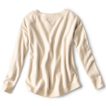 Cashmere Boatneck Sweater -  image number 0