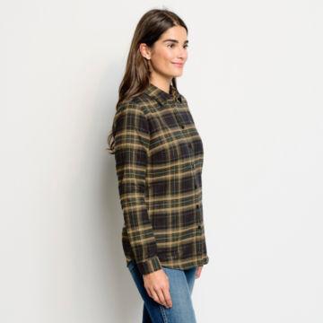 Lodge Flannel Plaid Shirt -  image number 2