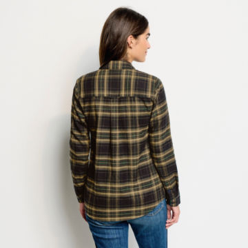 Lodge Flannel Plaid Shirt -  image number 3