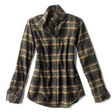 Lodge Flannel Plaid Shirt -  image number 5