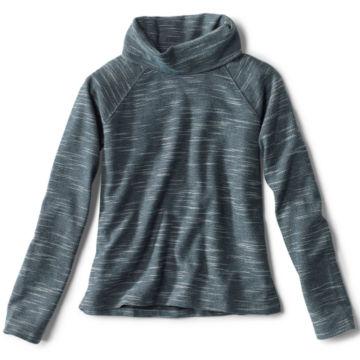 Cowlneck Multi Terry Sweatshirt -  image number 1