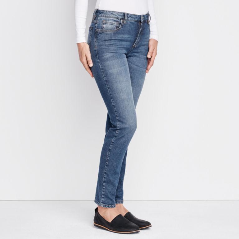 1856 Stretch Denim Skinny Jeans -  image number 1