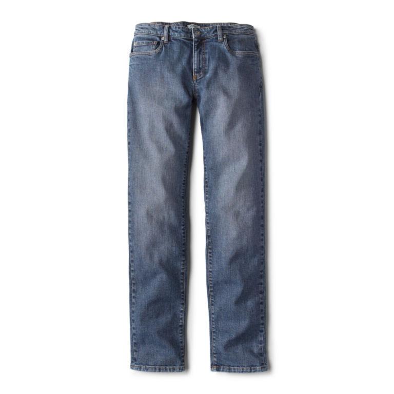 1856 Stretch Denim Boyfriend Jeans -  image number 3